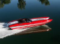 2016 Daves Custom Boats M35 WIDEBODY