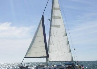 1974 Islander 44 sloop