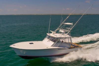 2001 Jarrett Bay Express