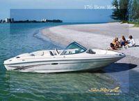 2002 Sea Ray 176 Bow Rider