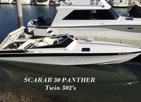 1989 Scarab 30 Panther