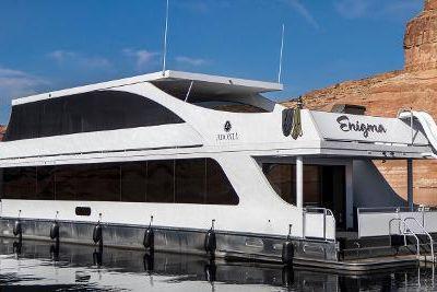 2017 Adonia 75 x 18 Houseboat