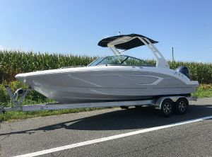 2020 Chaparral 23 SSI Sport Outboard