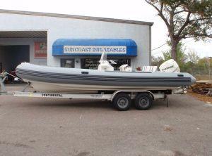 2009 AB Inflatables Oceanus 24 VST
