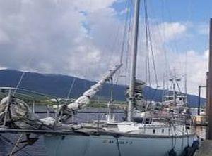 1975 Blue Water Boats Ingrid 38