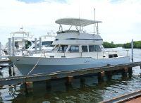 1986 C&C Fiberglass 37 Trawler