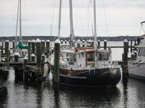 1976 Fisher Ketch Motorsailer