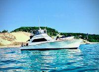 1985 Ocean Yachts 55 Super Sport