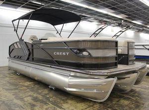 2021 Crest Caribbean Platinum 230 SLS