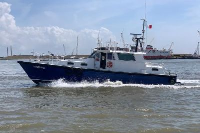 1980 Gladding Hearn Pilot Boat