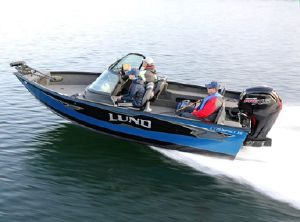 2021 Lund 1675 Impact XS Sport