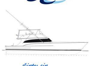 2021 Jersey Cape 66' Diablo Jersey Cape Custom