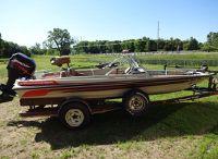 1990 Ranger 357 V