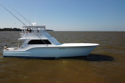 2002 Capps Boatworks Custom 53 Convertible