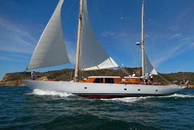 1961 Vic Franck Cruising Sailboat
