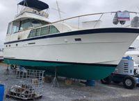 1978 Hatteras 43 Motoryacht