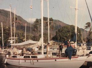 1978 Custom Cutter Rig Sailboat