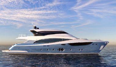 2023 Monte Carlo Yachts Skylounge