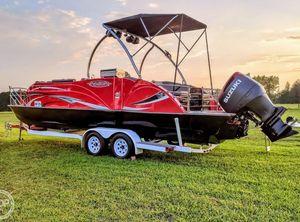 2018 Caravelle Boats 258PF Razor