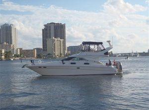 Sea Ray 400 Sedan Bridge boats for sale - Boat Trader