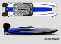 2021 Eliminator Boats 25' Speedster