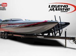 2021 Eliminator Boats 28' Speedster