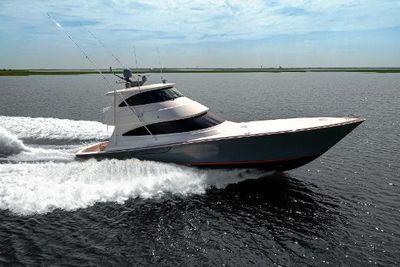 2021 Viking 68 Enclosed Bridge (TBD)