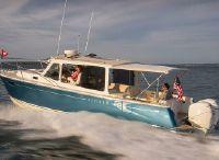 2022 MJM Yachts 35z