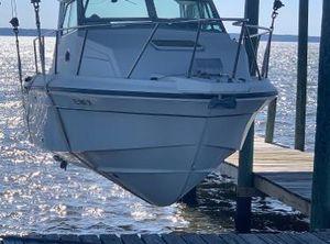 1986 Stamas Open Fisherman