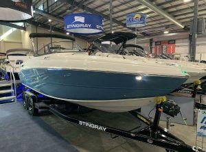 2020 Stingray 250 LR