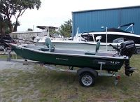 2017 Jon Boat 1500 SS Cheenoe