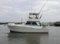 1987 Viking 41 Conv Sport Fisher