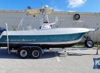 2001 Aquasport 225 Osprey