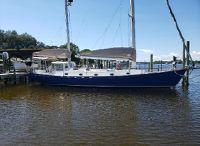 1991 Russell Yachts 47 Centerboard Staysail Ketch