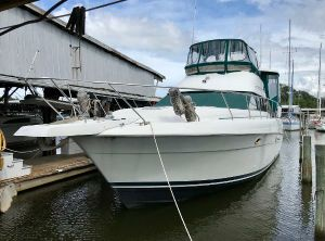 1995 Silverton 41 Motor Yacht