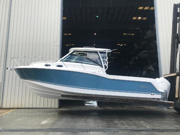 Boston Whaler 315 Conquest boats for sale - Boat Trader