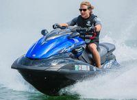 2015 Yamaha WaveRunner FZS