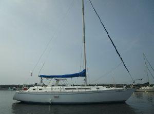 1987 Gulfstar Sloop