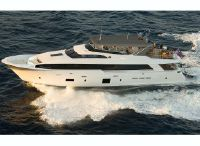 2021 Hatteras 105 Raised Pilothouse