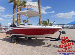 2021 Hurricane SS185-OB Deck Boat