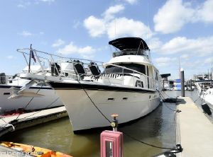 1979 Hatteras 58 Motoryacht