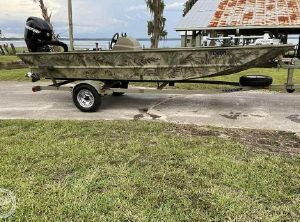 2011 Tracker 1754SC Grizzly