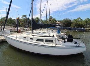 1986 Newport 30 MK11