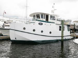2002 Great Harbour 37 Trawler
