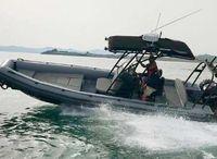 2021 Ocean Craft Marine 8.4 M Amphibious