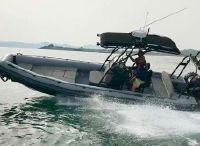 2022 Ocean Craft Marine 8.4 M Amphibious