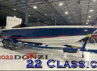 2022 Donzi 22 Classic