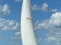 1986 Hunter 34
