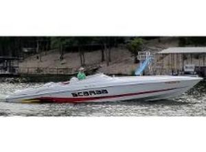 2000 Wellcraft Scarab 33