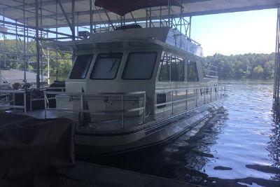 1995 Gibson 50 foot cabin yacht